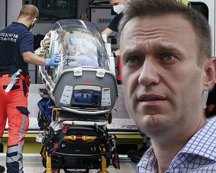 Salisbury chemist poisoned Navalny?