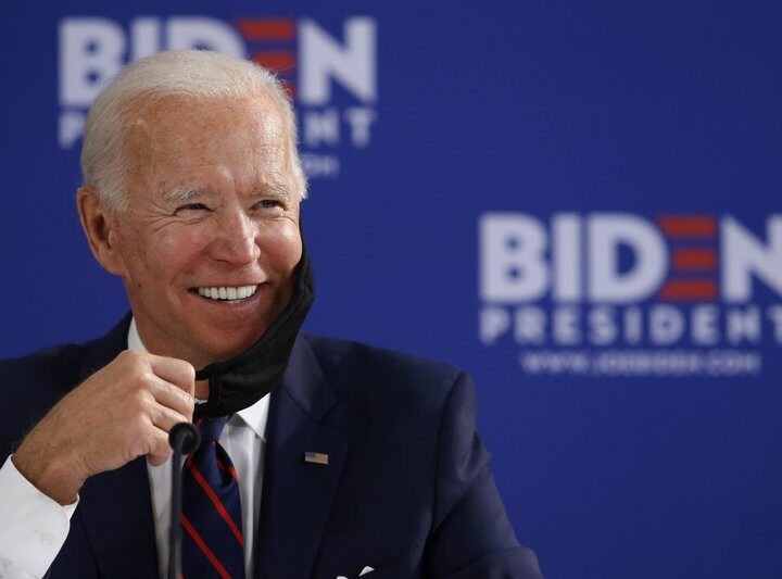 Biden believes Trump's electoral defeat will benefit the United States