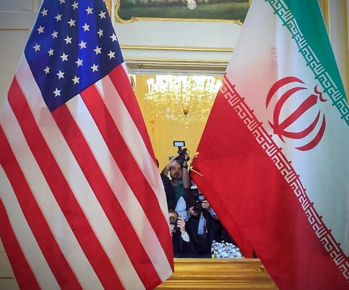 US imposed sanctions on metal producers in Iran