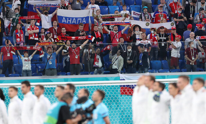 Americans wanted to move to Russia after the first matches of the Euro 2020 Championship