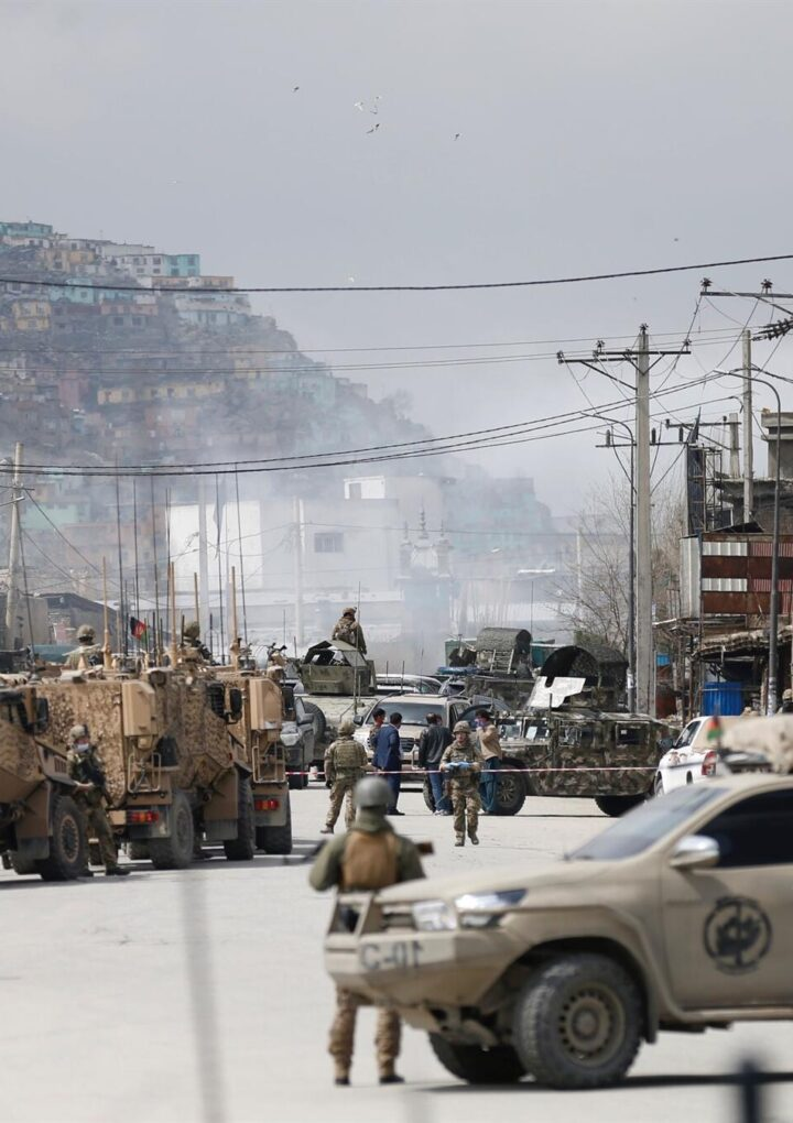 US intelligence warned of possible new terrorist attack in Kabul